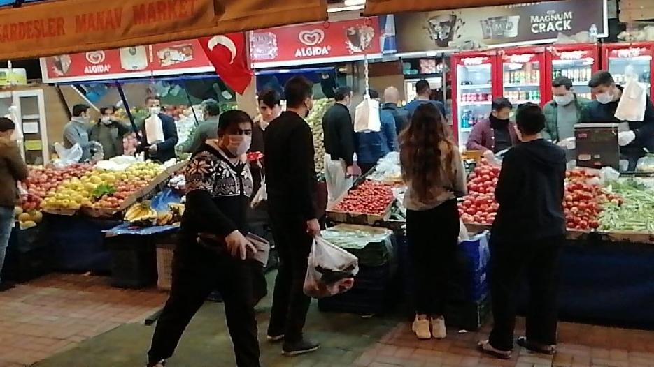 Sokağa çıkma yasağı tartışması! Türkiye'de 2 saat kala Avrupa'da 1 gün önce