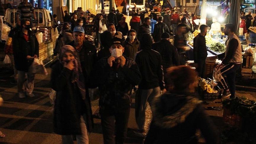 Hafta sonu sokak yasak: İşte istisna kapsamında olanlar