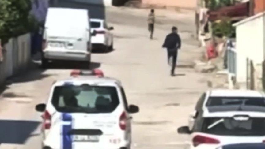 Sosyal medya onları konuştu! Doğal gaz aracını polis aracı sanınca…