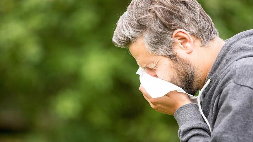 'Bahar alerjisiyle corona virüsü arasındaki tek fark...'