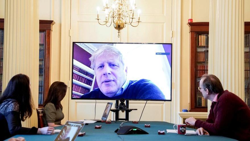 Boris Johnson'ın corona ile mücadelesinin detayları ortaya çıktı