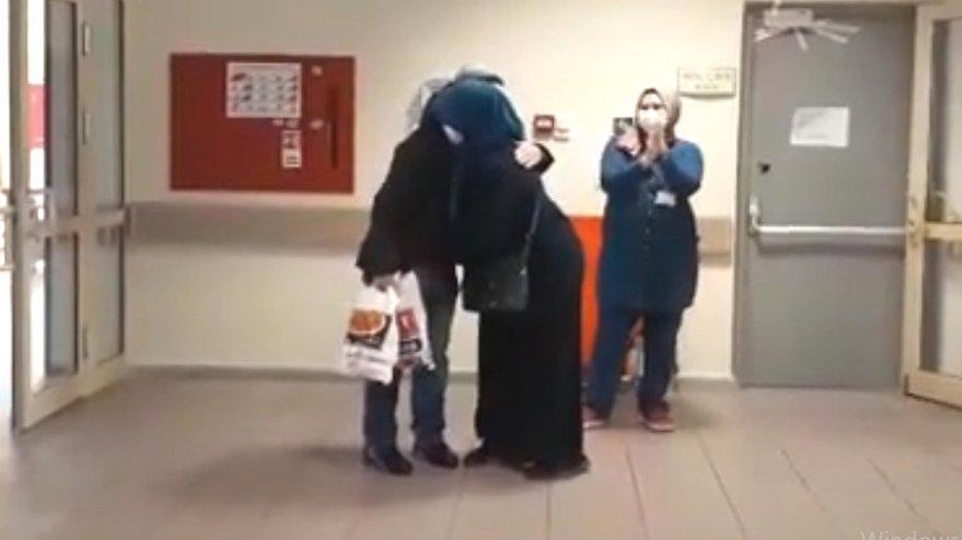 Coronaya yakalanan çift, virüsü birlikte yendi!