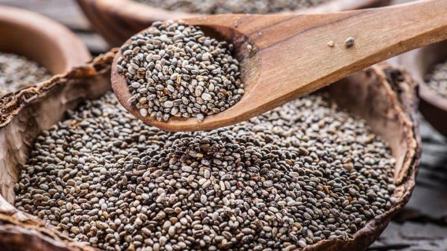 Chia tohumunun içinde hangi vitaminler var? Chia tohumunun faydaları…