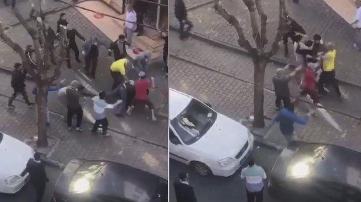 İstanbul'da fırıncılar sokak ortasında birbirine girdi: Polis, cezayı kesti