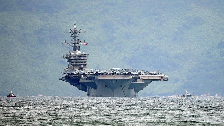 ABD gemisinde corona dehşeti! 1 denizci öldü, 600 kişi pozitif