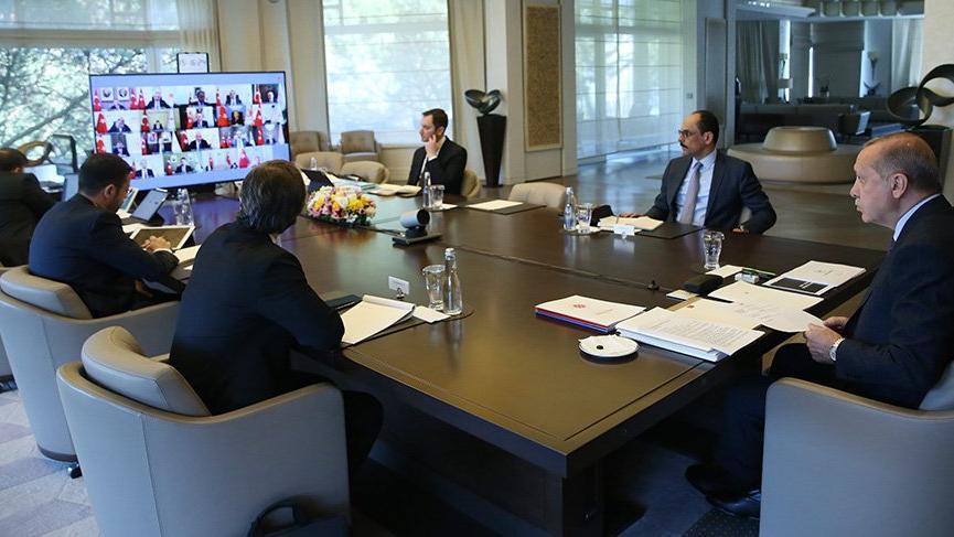 İstanbul'da kritik kabine toplantısı