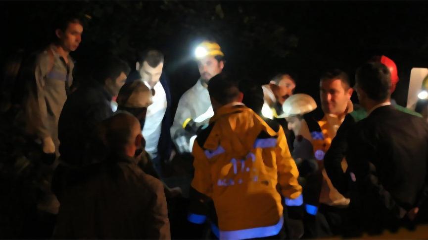 3 kişinin hayatını kaybettiği maden kazasıyla ilgili 2 kişi tutuklandı
