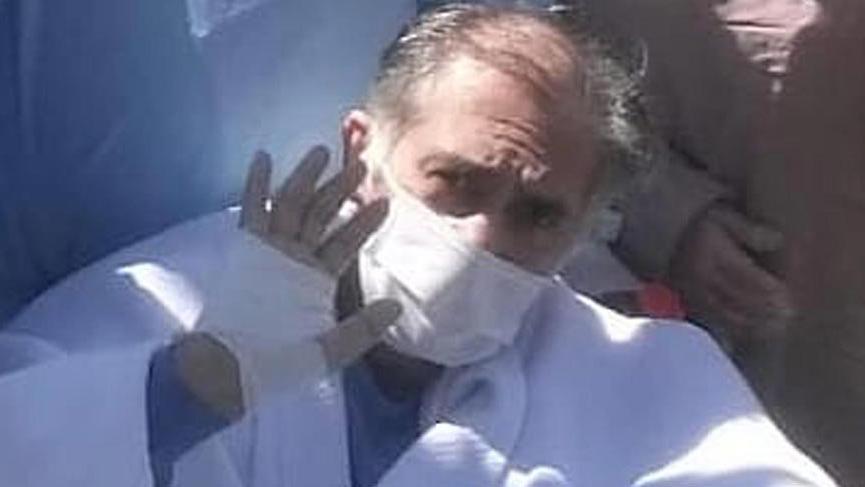 Corona virüsünü yenen Dr. Köse, kızının doğum gününü kutladı