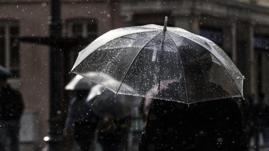 Meteoroloji'den yeni uyarı! Balkanlardan serin ve yağışlı hava geliyor! (13.04.2020)