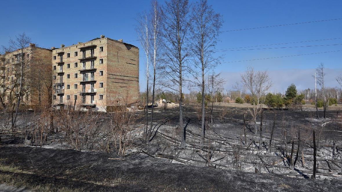 Çernobil'den dehşet verici haber: Sadece 1 kilometre kaldı!