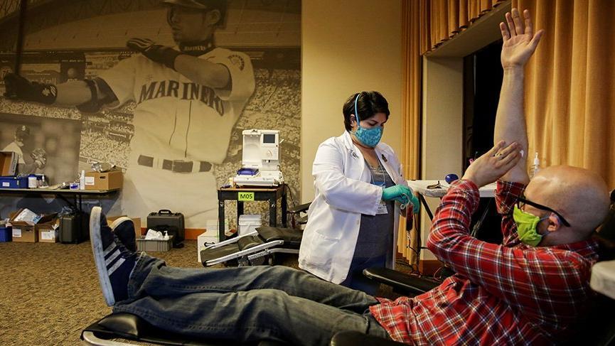 ABD'de corona virüsünden 25 binden fazla kayıp var