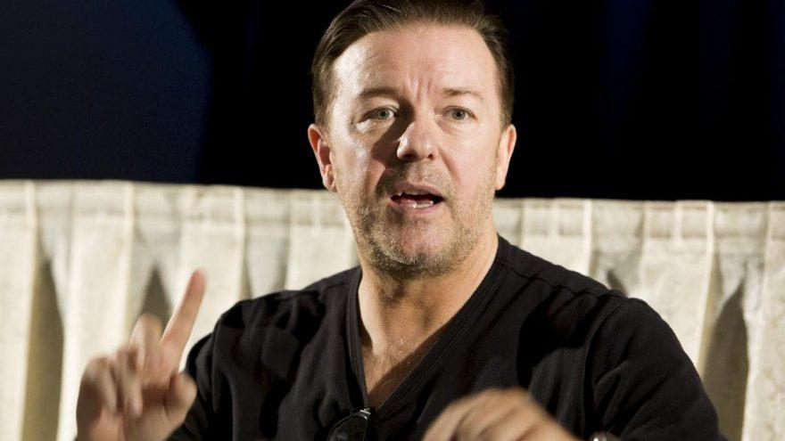 Ricky Gervais, villalarda karantinadan şikayet eden ünlülere sert çıktı