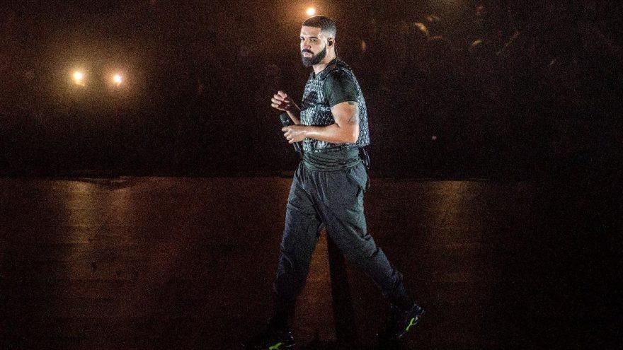 Drake müzik listesi tarihine geçti