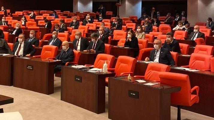 İnfaz paketi Meclis'ten geçti: 90 bin kişiye tahliye yolu açıldı