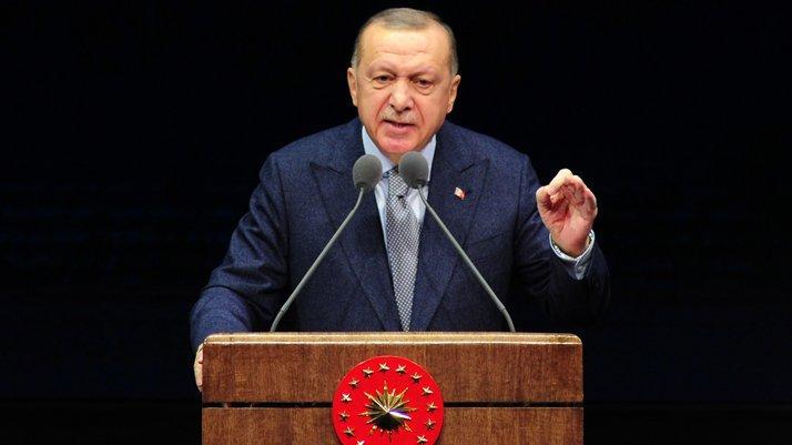 Erdoğan'dan İnfaz Kanunu'na ilişkin önemli açıklama