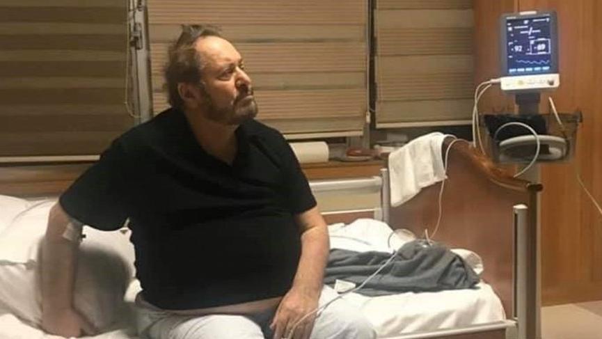 Coronadan yaşamını yitiren Haydar Baş'ın son görüntüleri ortaya çıktı