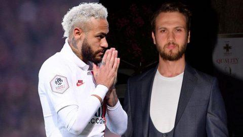 Neymar, Aras Bulut İynemli'nin filmini sosyal medyada alkışlarla paylaştı
