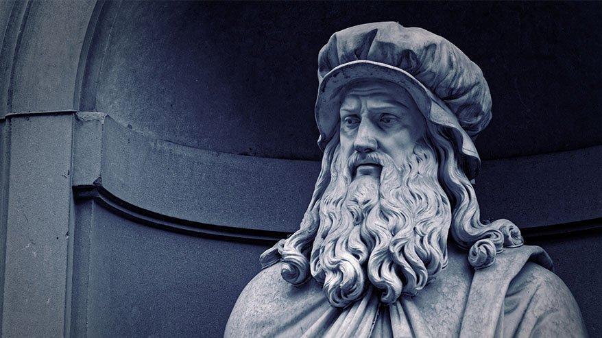 Leonardo da Vinci kimdir? İşte Leonardo da Vinci'nin eserleri ve hayatı…