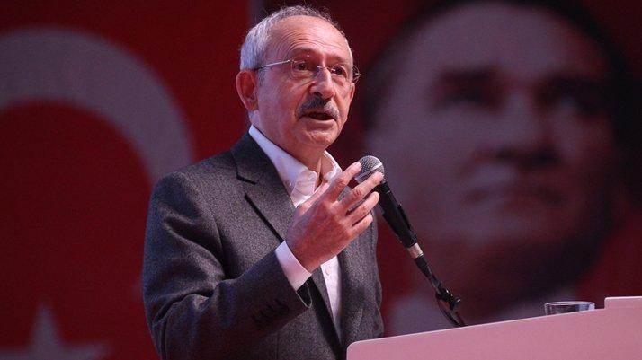Kılıçdaroğlu'ndan İnfaz Kanunu'na ilişkin flaş açıklama