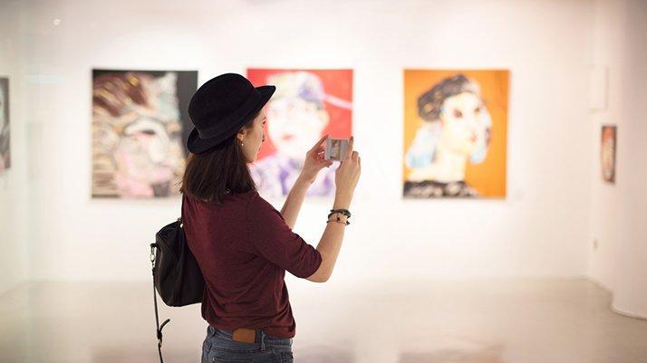 Dünya Sanat Günü internette kutlanıyor… İşte, bu özel günde izleyebileceğiniz etkinlikler…
