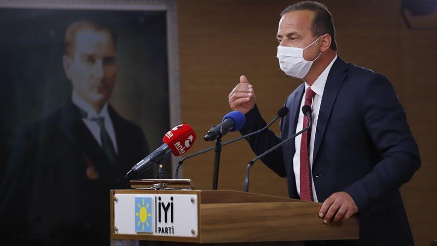 İYİ Parti'li Ağıralioğlu: Sosyal ve iktisadi bir tufan geliyor