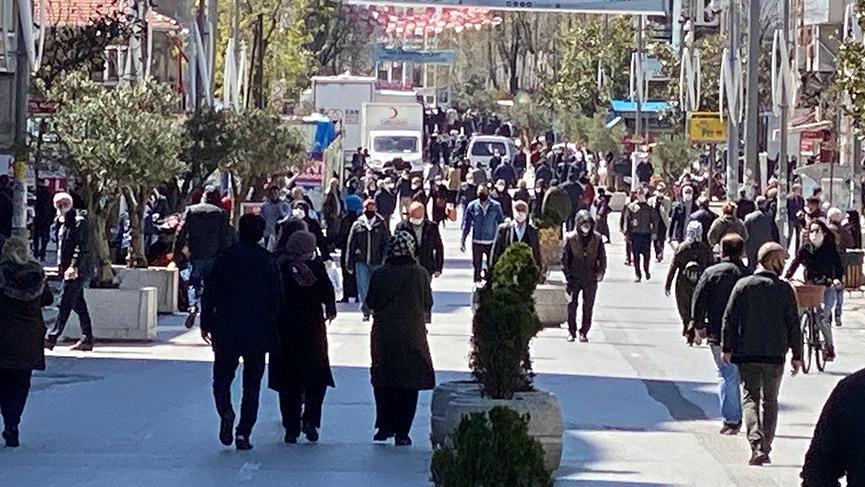 Görüntüler İstanbul'dan... Akın ettiler