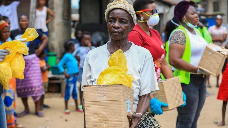 Corona virüsü Afrika'da da etkisini göstermeye başladı