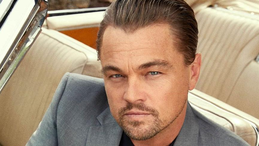 Leonardo DiCaprio bağış yapan bir kişiyi yeni filminde oynatacağını söyledi
