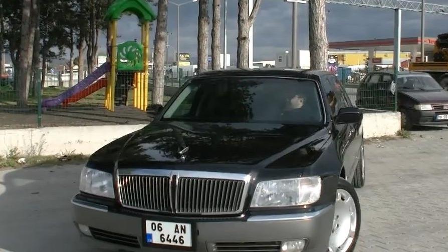 Erdoğan'a hediye edilen limuzin AKP'li başkanda çıktı