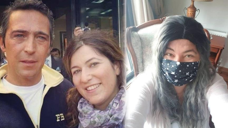 'Maskeli Şebnem'e doğum gününde kötü sürpriz