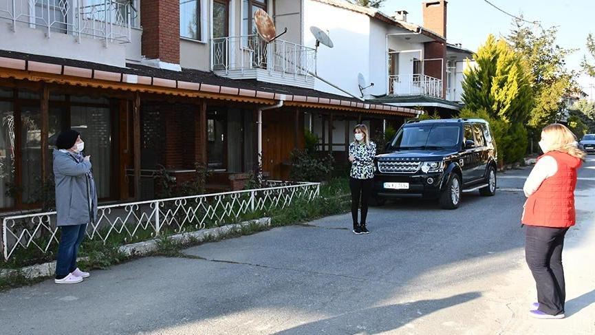 Tekirdağ'daki yazlıklarına gelenler evlerine dönmüyor