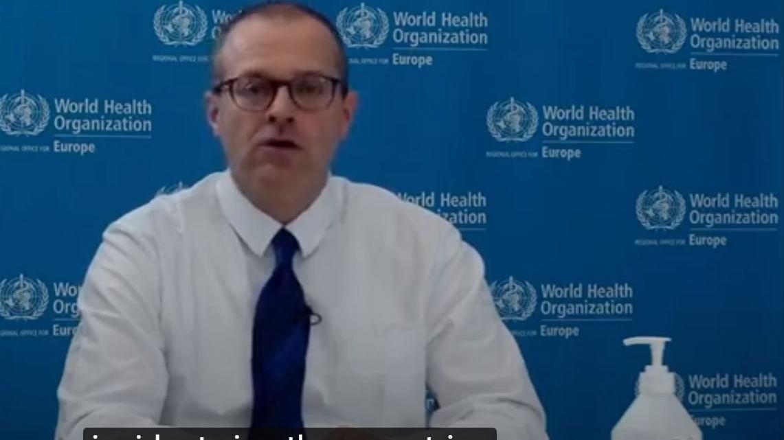 Dünya Sağlık Örgütü'nden flaş Türkiye açıklaması: Ülkeleri tek tek saydı