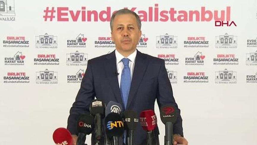 Vali açıkladı: İstanbul'a ne kadar maske dağıtıldı?