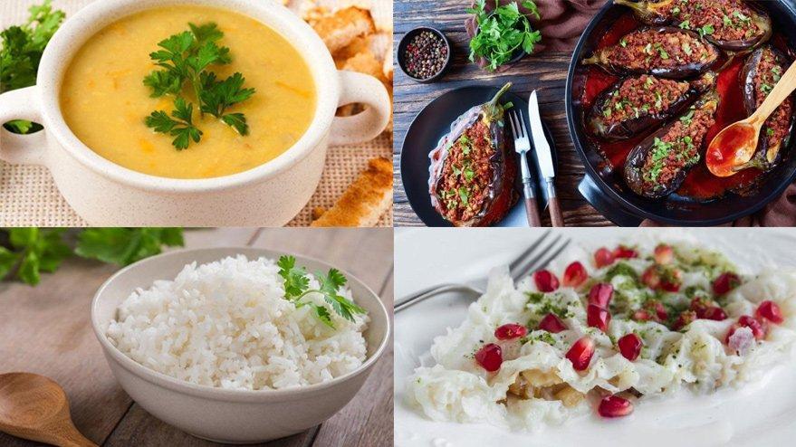 1. gün iftar menüsü: İftarda ne pişirsem?