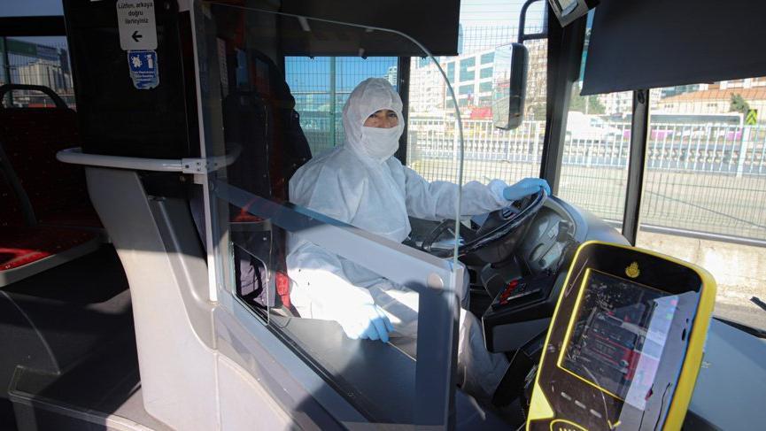 İstanbul'da sokağa çıkma yasağında İETT, metrobüs ve metro çalışacak mı?