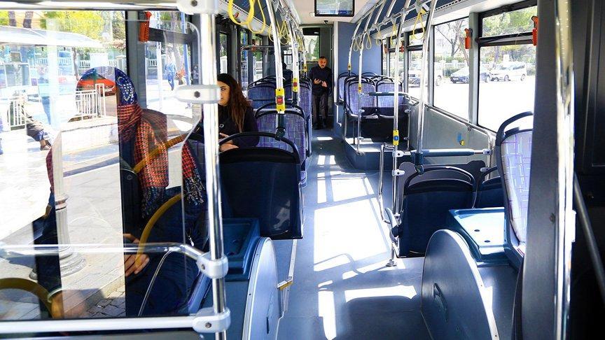 Toplu ulaşım yüzde 90 azaldı! CHP'li başkan teşekkür etti