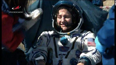 Corona virüsünü uzaydan izlediler: Bugün Dünya'ya döndüler