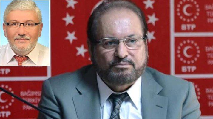 Haydar Baş'ın damadı Prof. Dr. Mustafa Er, hayatını kaybetti
