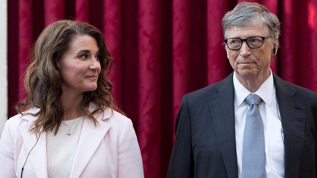 Melinda Gates: Bodrum'da yemek stokladık