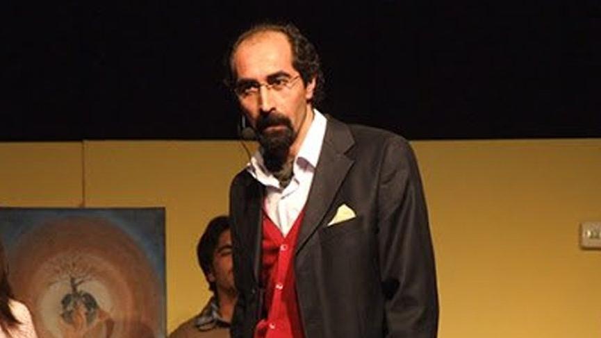 Sinema vetiyatrooyuncusuİsrafil Parlak intihar etti!