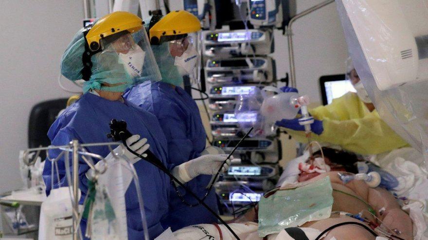 ABD'li doktordan korkunç solunum cihazı iddiası: Yanlış uygulama öldürüyor