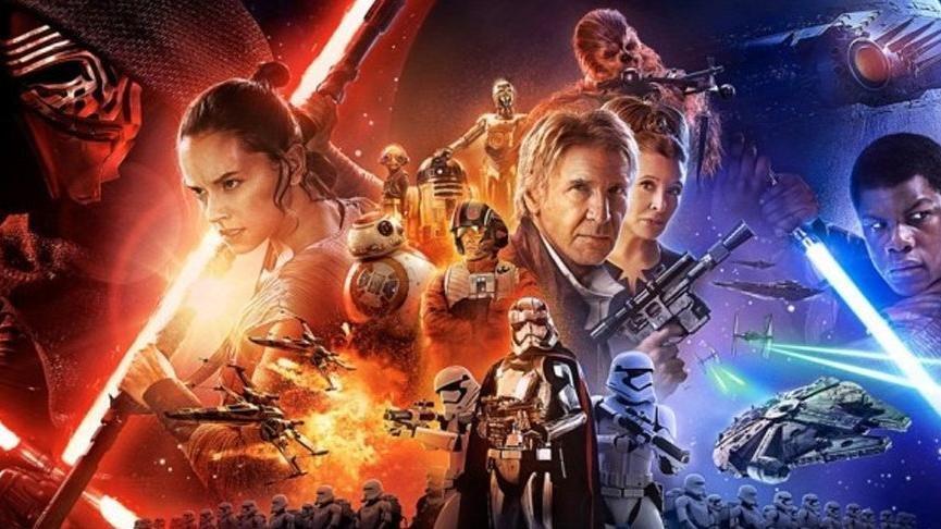 Star Wars Güç Uyanıyor filmi konusu ve oyuncu kadrosu…