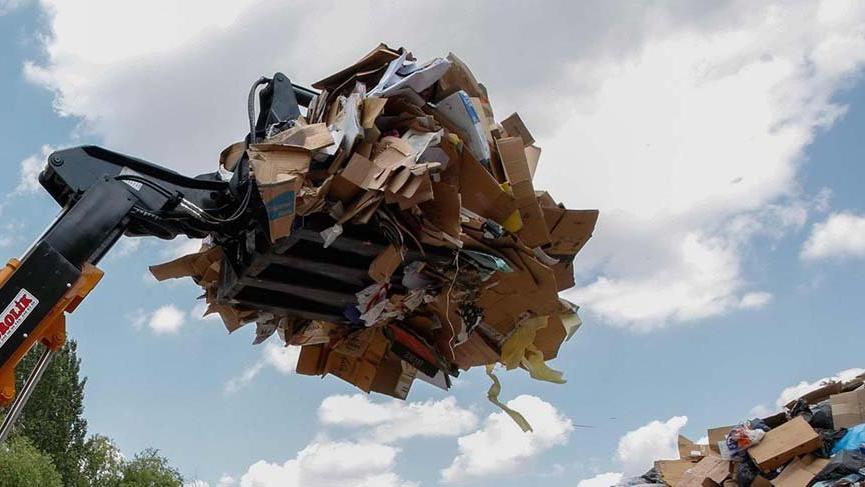 Çevre Mühendisleri Odası Genel Başkanı Dr. Bozoğlu açıkladı: AB'nin çöplüğü olduk