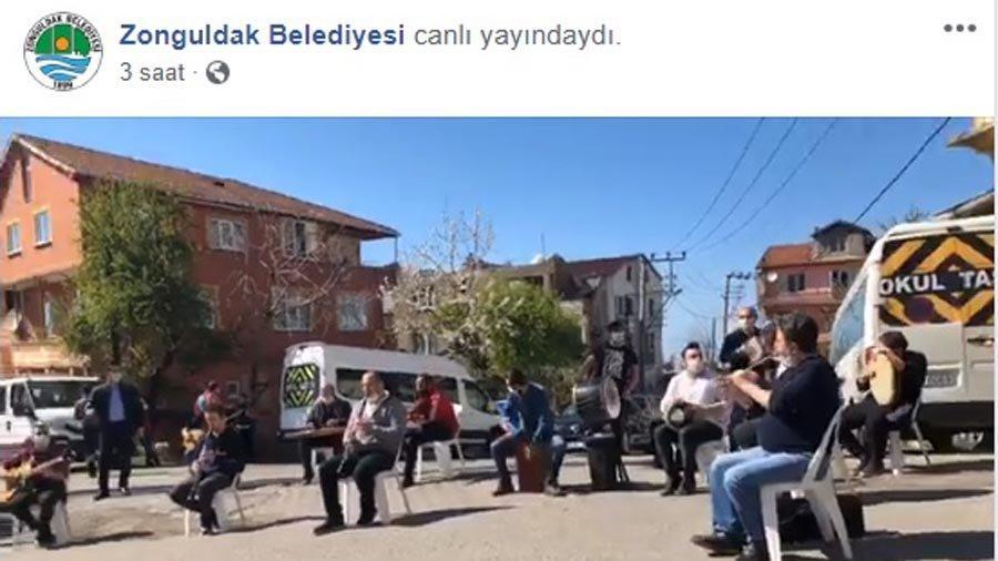 CHP'li belediyeye yasak, AKP'li belediyeye serbest