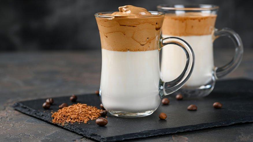 TikTok (Dalgona) kahvesi nasıl yapılır? TikTok kahvesi yapımı ve hazırlanışı…