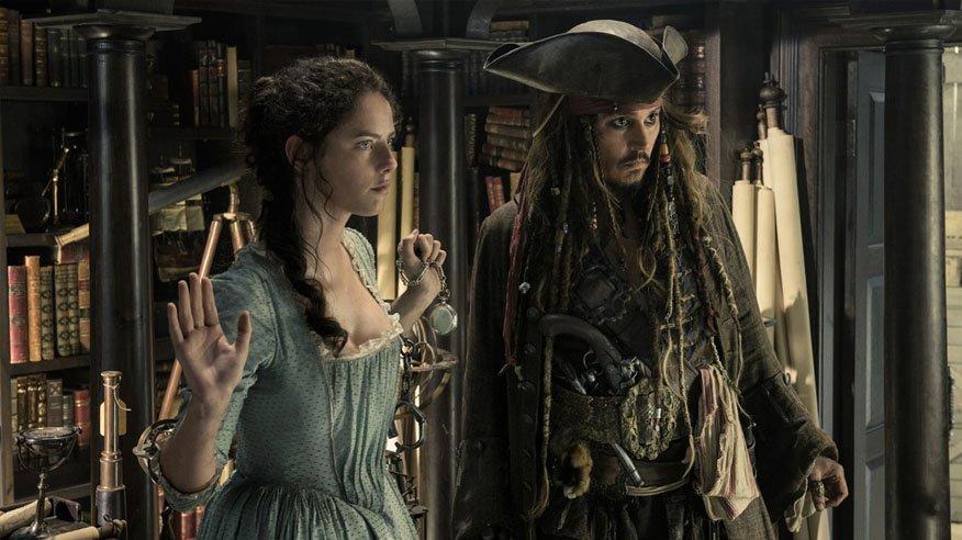 Karayip Korsanları 5: Salazar'ın İntikamı konusu ne? Karayip Korsanları 5: Salazar'ın İntikamı oyuncuları kim?