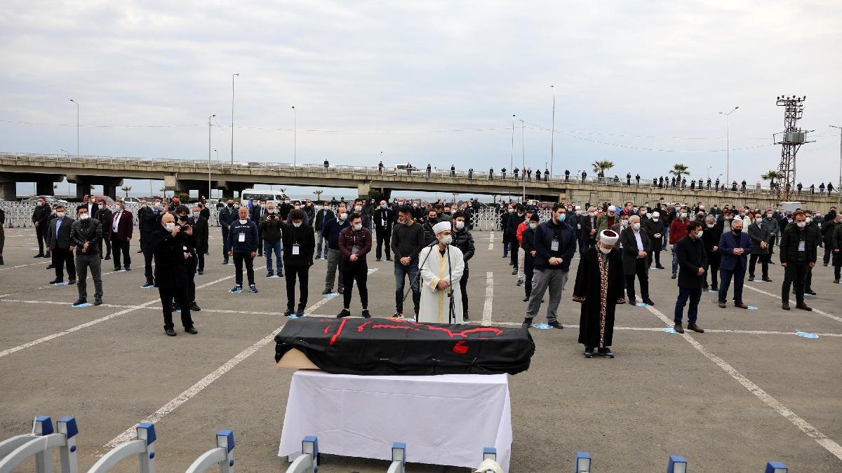 Haydar Baş'ın cenaze töreni sonrası skandal görüntüler için harekete geçildi