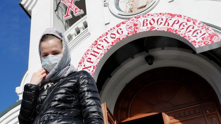 Rusya'da büyük sıçrama: 6 bin yeni corona virüsü vakası