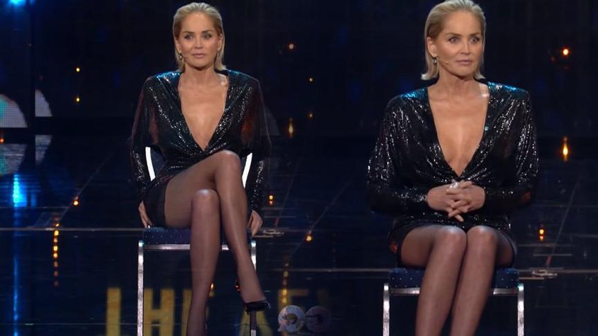 Sharon Stone'un torunu dünyaya geldi