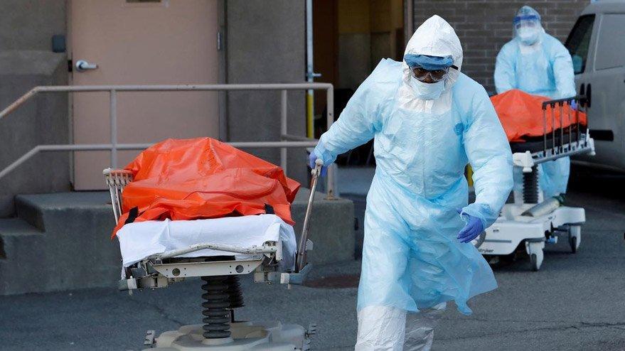 İtalya'da son 24 saat içinde 454 kişi öldü!